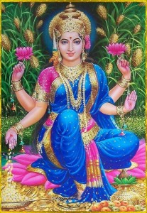Lakshmi - pinterest.com/pin/477803841690403583/