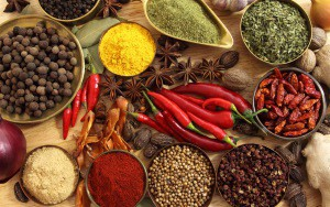 spices for Kapha dosha