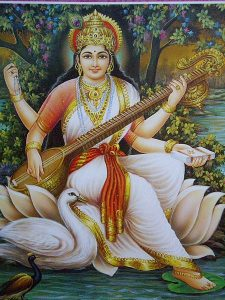 Saraswati - Pinterest - /pin/8233211798106685/
