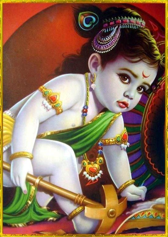 Krishna Janmashtami 2017