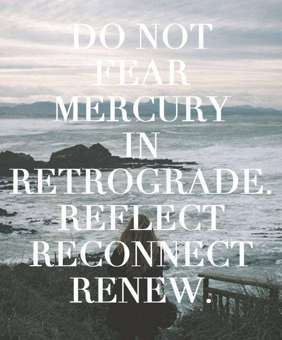 Mercury retrograde March and April 2018